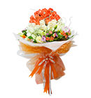 Modern Style Bouquet , flower shop,flower delivery,send flowers,flower arrangement, online flower shop,bouquet,flower vase,flower basket, wreath, table arrangement, supplementary food, fruit basket, gift basket, orchid, flower cake, monk's robe, crystal