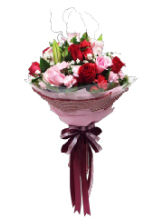 congratulation flower bouquet, congratulations, opening gift, exhibition congratulations