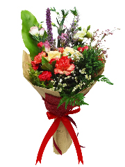 love flower bouquet,love flower, lovely gift