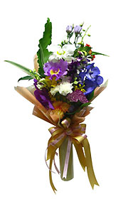 Miss Lily Orchid Bouquet