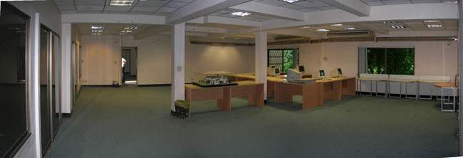 Work Area on the 2nd Floor