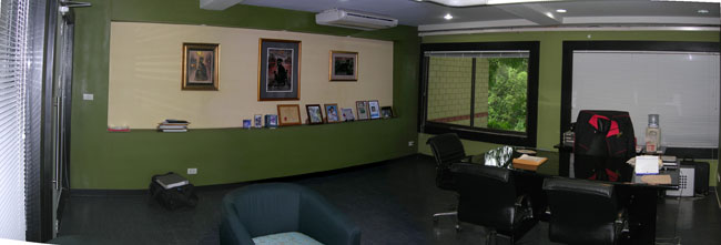 Office of Mr. Rawat, CEO