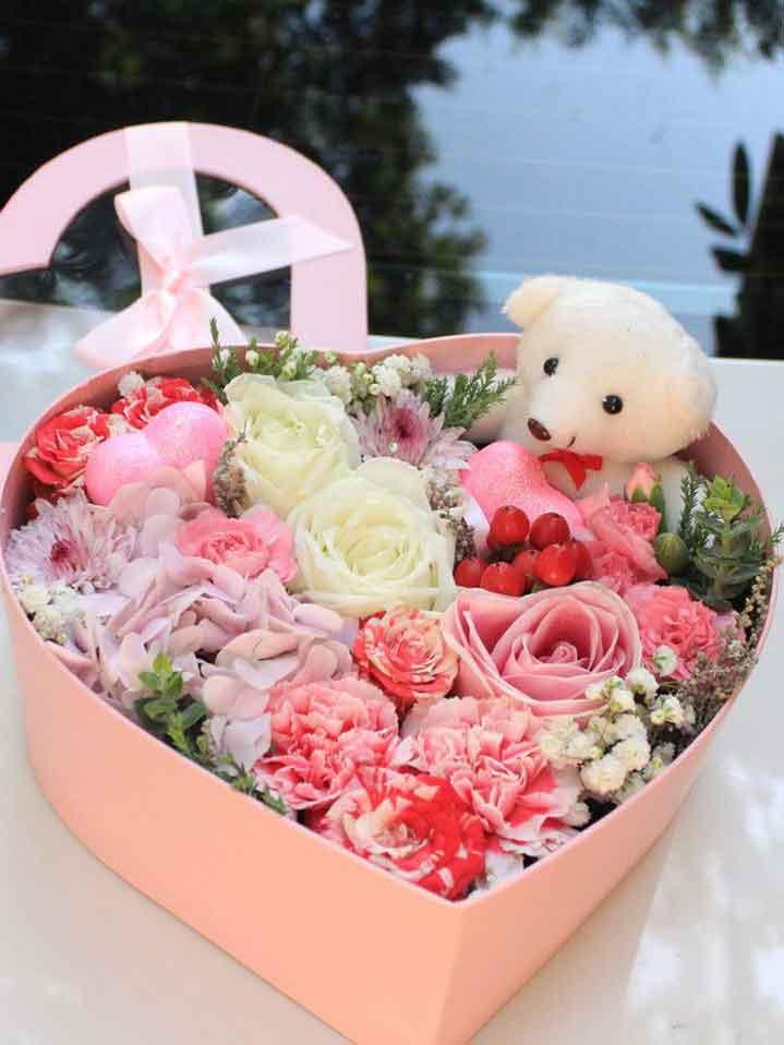 กล่องดอกไมั
