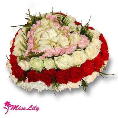 เค้กดอกไม้