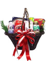 gift basket, new year basket