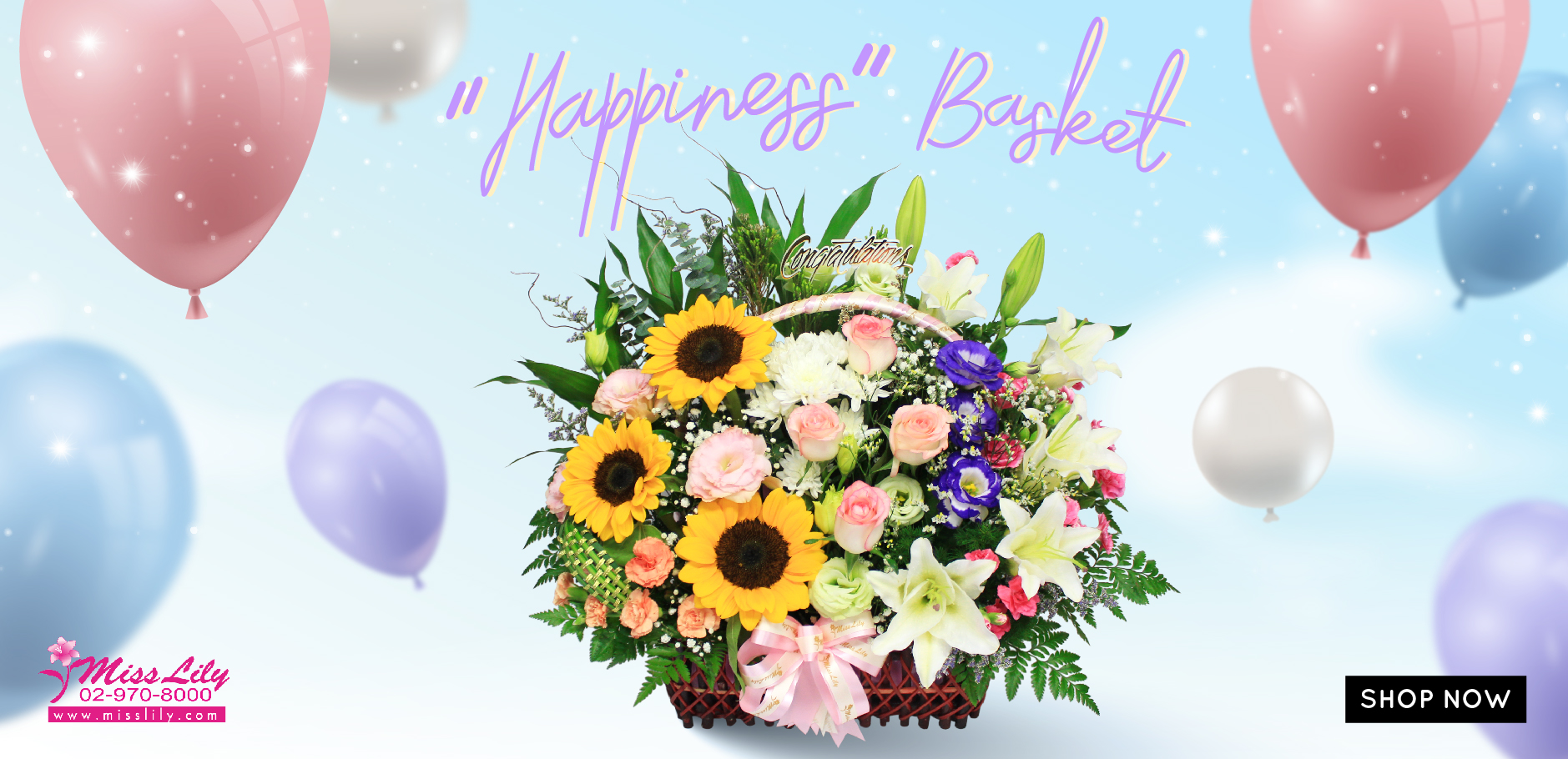 Happiness Basket TH